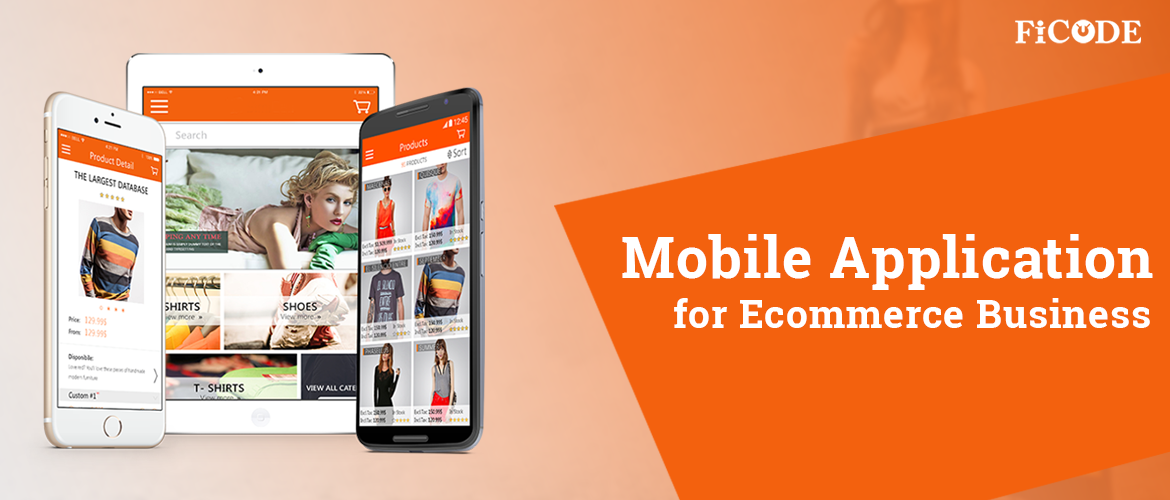 mobile apps for ecommerce business