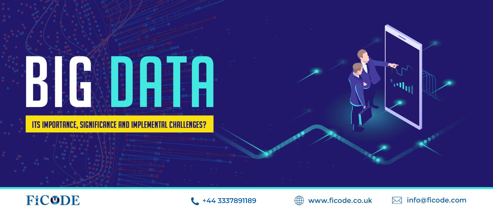 What is Big Data, its importance, significance and implementation challenges?