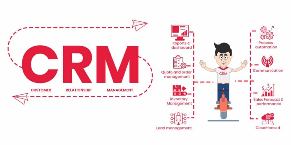 features of CRM tools