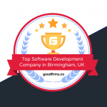 Ficode Ranked Top Software Development Company in Birmingham by Goodfirms
